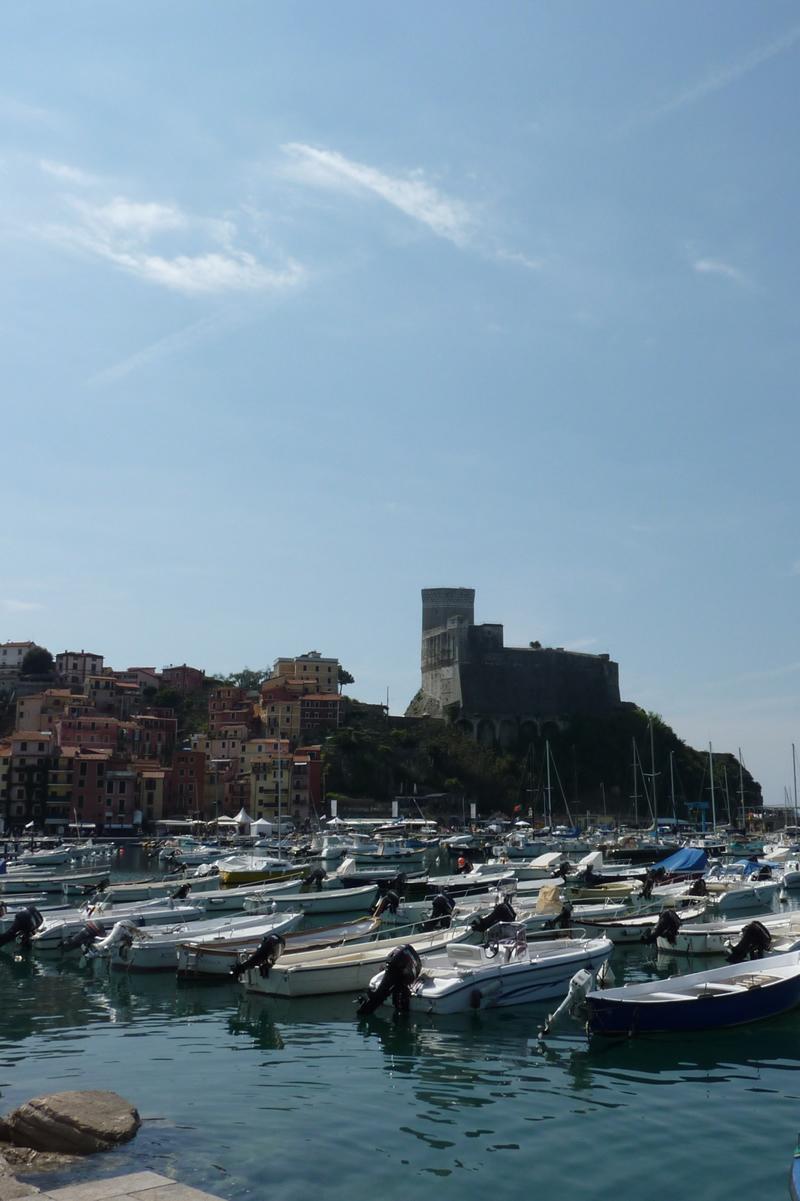 Badplaatsen toscaanse kust